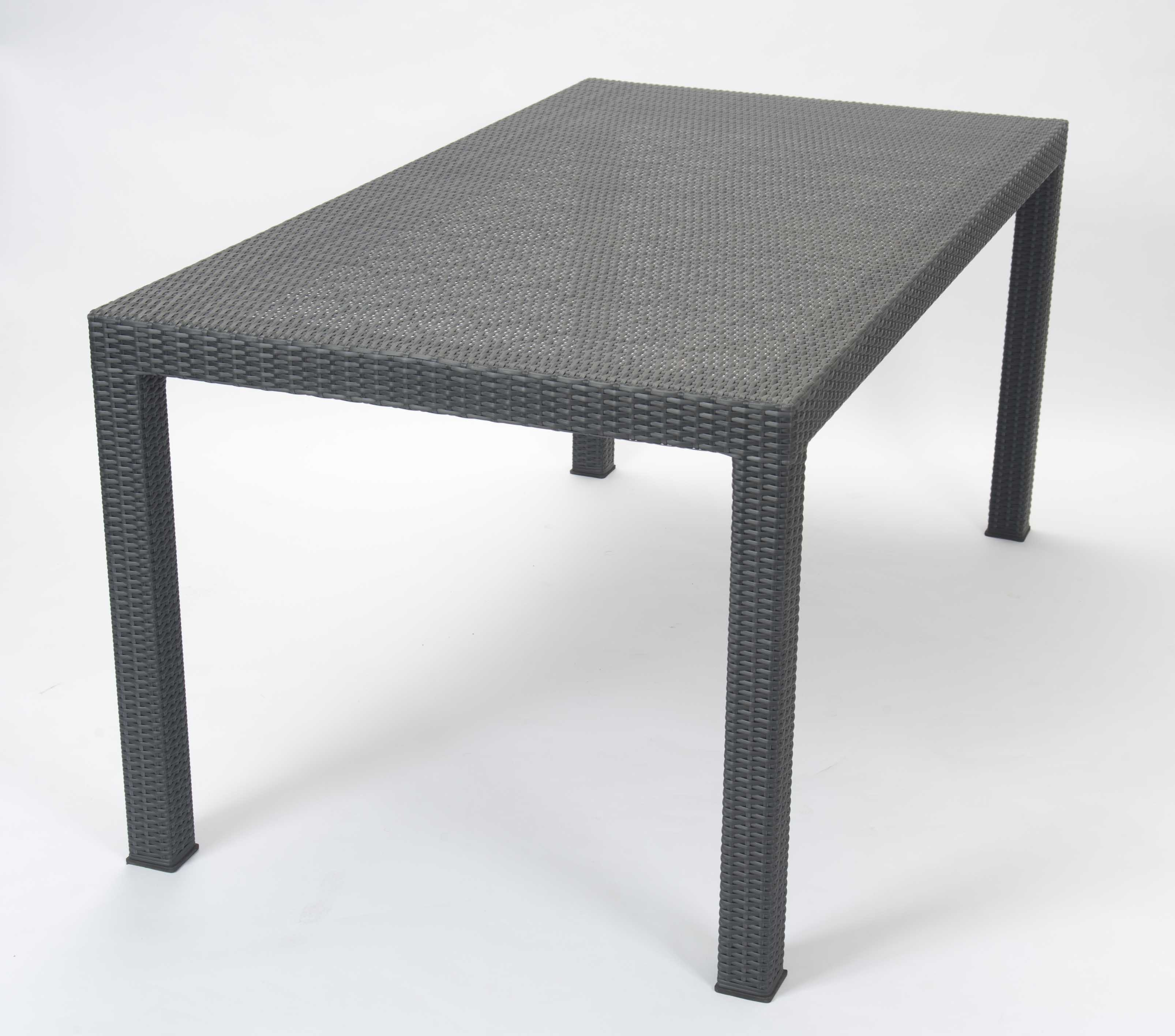 Nimes Outdoor Dining Table Slate Pr Home